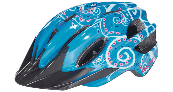 axant Rider Girl Cykelhjälm Barn blå